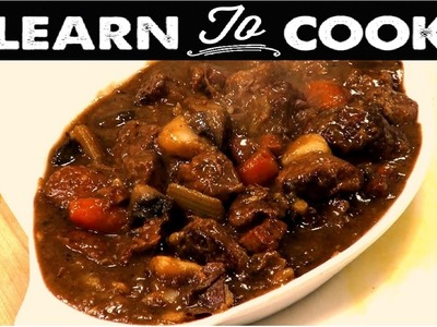 How to Cook Beef Stew