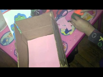 How To Make A Bed For Your Stuffed Animal.Doll