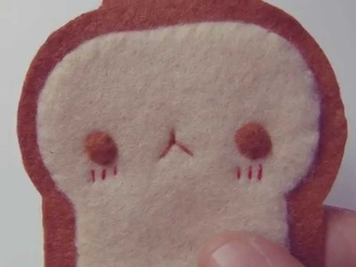 How To Make A Kawaii Molang Toast Plushie Tutorial