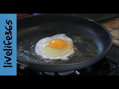 How to. Make a Perfect Fried Egg
