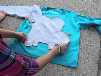 How To: Make An Ele-Shirt
