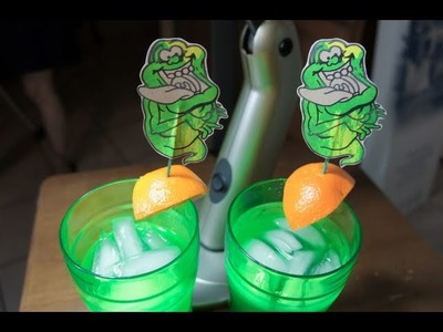 HOW TO MAKE ECTO COOLER DRINKS!!