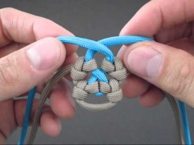 How to Tie the T-Virus Sinnet Bracelet by TIAT