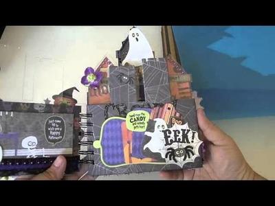 Make a Halloween Haunted Castle Album