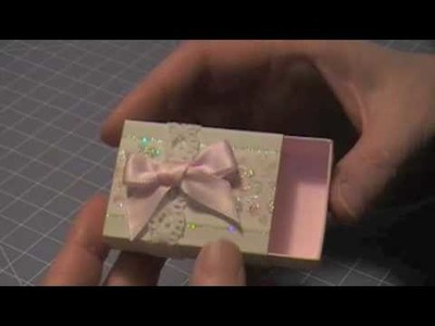 Marie Antoinette Style Match Box