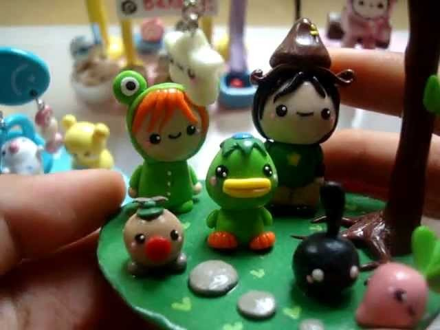 Polymer Clay Creations! (Part 1)