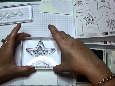 Two Minute Quick Tip: Card Making Trends Side Strips of Color
