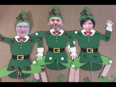 Yourself the Elf Make it Now in Cricut Design Space