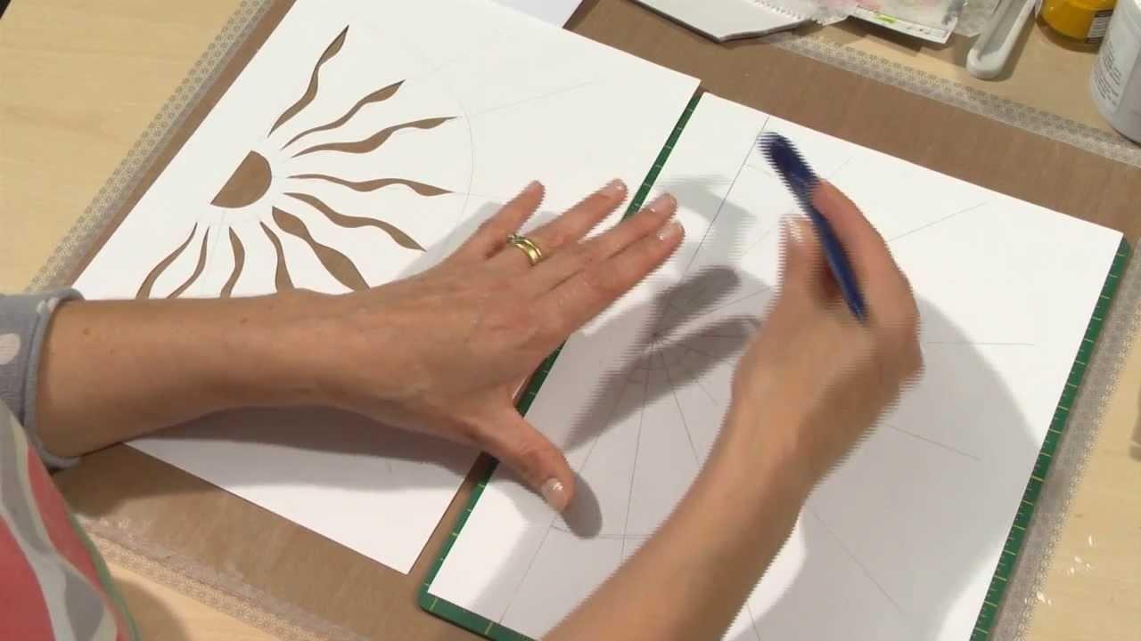 Art Journaling 5 - Mix Up The Media