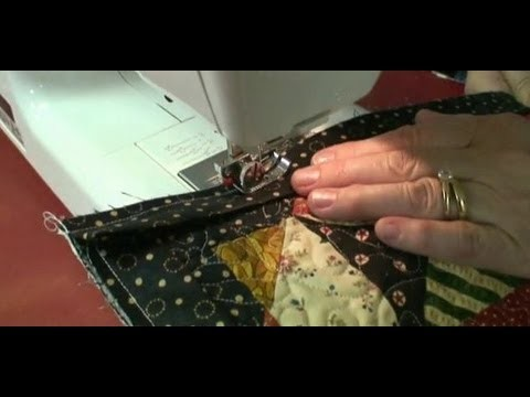 Binding Your Quilt - Quilting Tips & Tricks