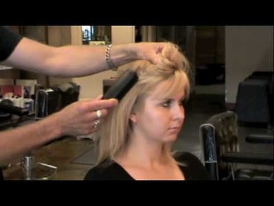 Braidless Sew-In Hair Extensions Chicago: Micro link Sew-in: Braidless Sew-in, Philip James Salon