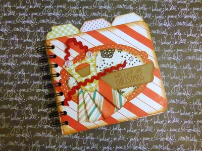 Christmas in July Recipe Book