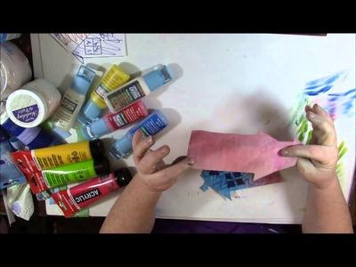 Fabric Fusion Art Journal