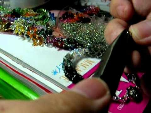 How to add the magnetic clasp