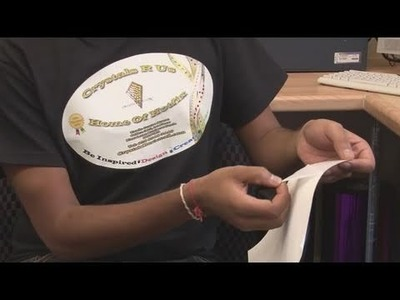How To Apply T-shirt Transfer Papers