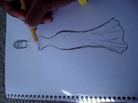 How to design a dress