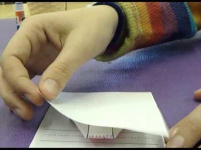 How to Make a Pop-Up Alphabet Book for Children