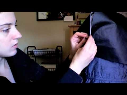 How to Sew a Simple Jacket