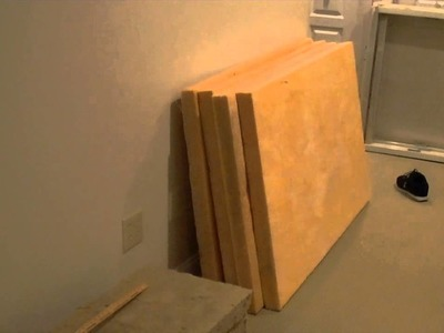 Part 1 How To Build Acoustic Clouds and Wall Traps