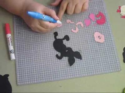 Piglet character video.wmv