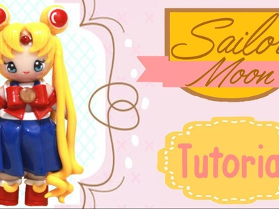 Sailor Moon Chibi | Polymer Clay Tutorial