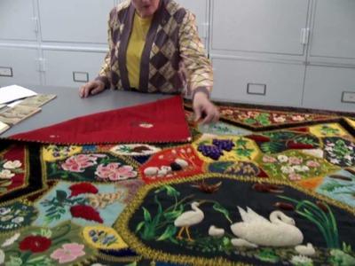 Smithsonian National Quilt Collection: Lydia Finnell's Star Quilt