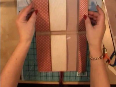 Style 4 File Folder Mini Album Tutorial