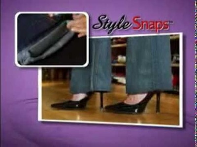 Style Snaps - As Seen on TV 2011
