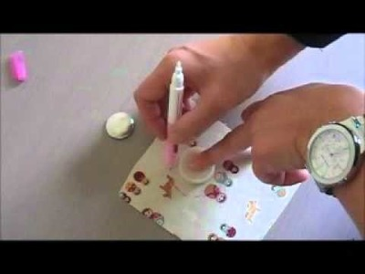 Tutorial: Button covering kit
