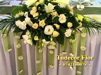 WEDDING DECOR IDEAS - BY TUNDECOR FLOR - 2013 -2-