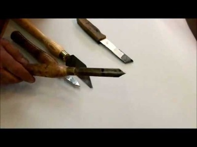 WOODTURNING on the Lathe:   TOOL REVIEW