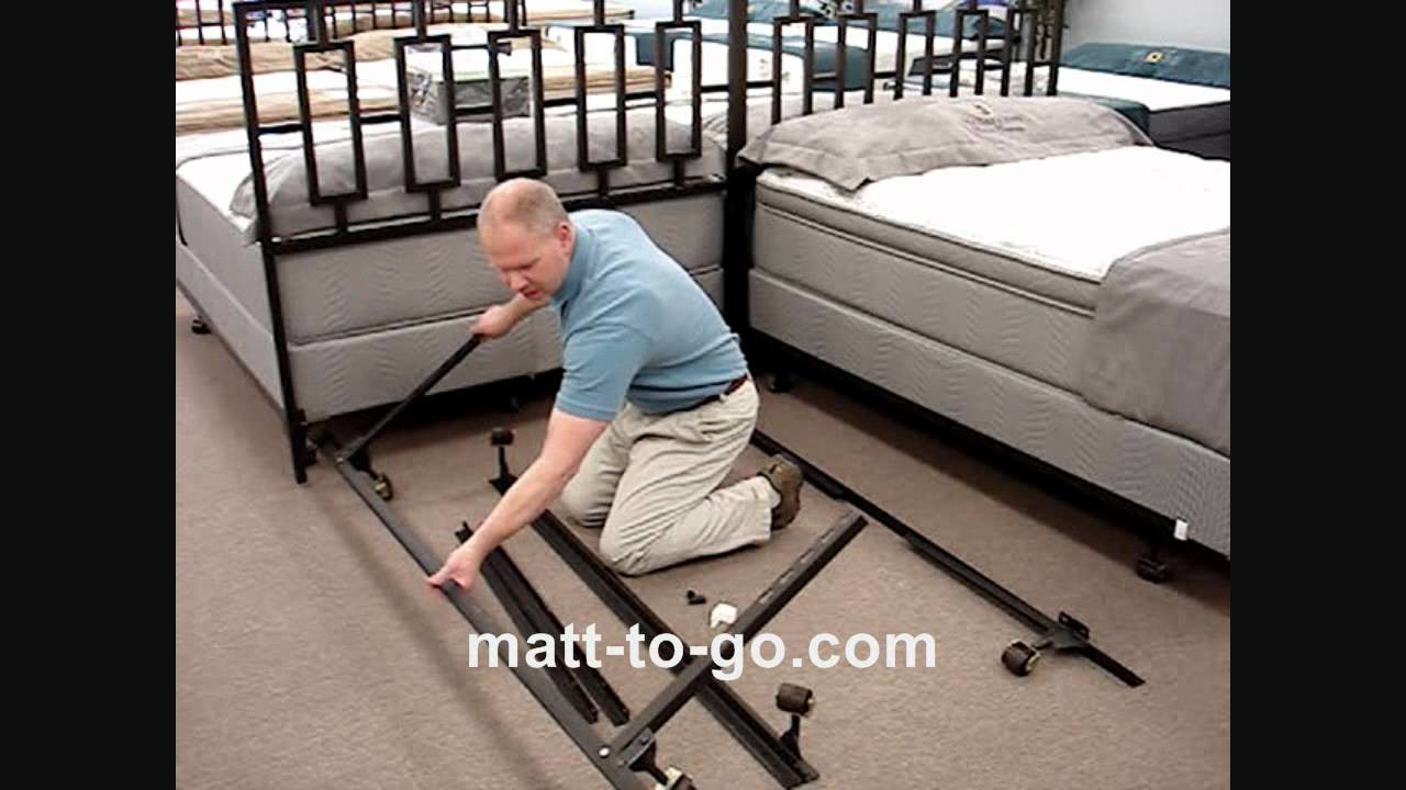 Beducation® - How to assemble a bed frame