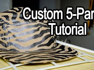 Custom 5 Panel Tutorial