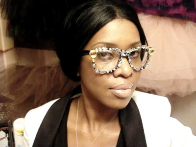 Custom Design Sunglasses & Geeky Glasses with Bling! by RSVP