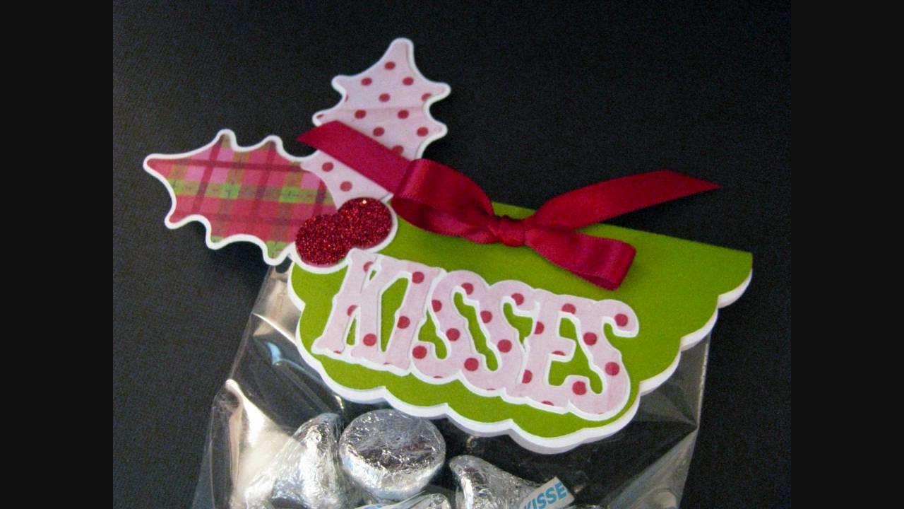 Goodie Bag Topper & Gift Card Holder Set