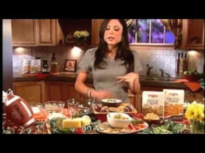 Healthy Superbowl Party Snack and Appetizer Ideas