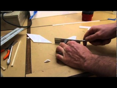 How to Build a Simple 3ch RC Delta Plane