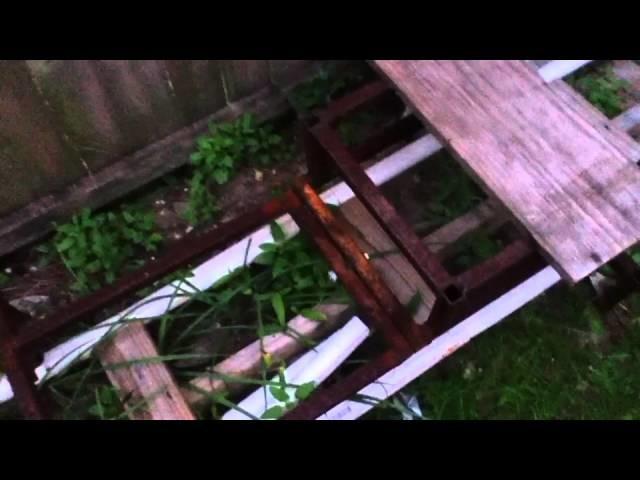 How To Make A Backyard Roller Coaster
