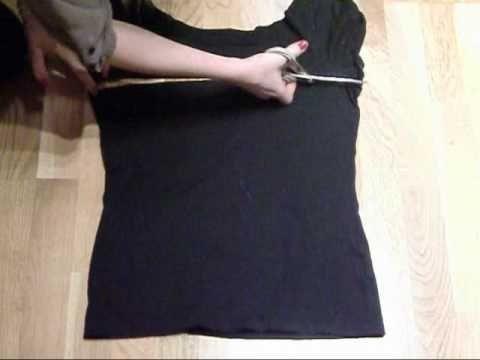 How to make a little black dress