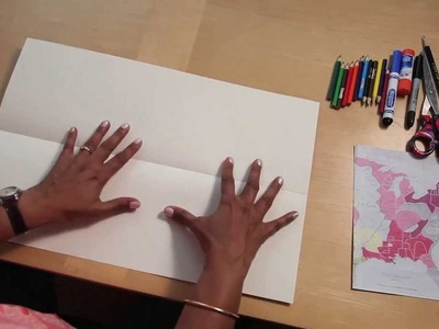 """How to Make a """"Today I Am Here"""" Family Storybook (Demonstration)"""