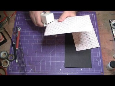 How To Make a Valentine Tag Card Part 2