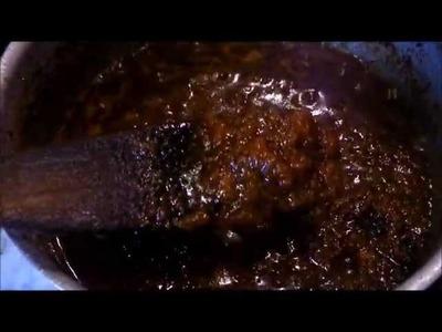 How to make Shito (Ghanaian black sauce)