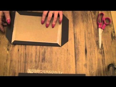 """""""Lets Make"""" Series 1 Part 2 - An ABC Primer photo album"""