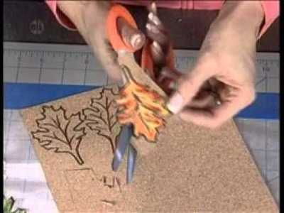 Trees: Bulletin Board using Elmer's® and Staedtler® products
