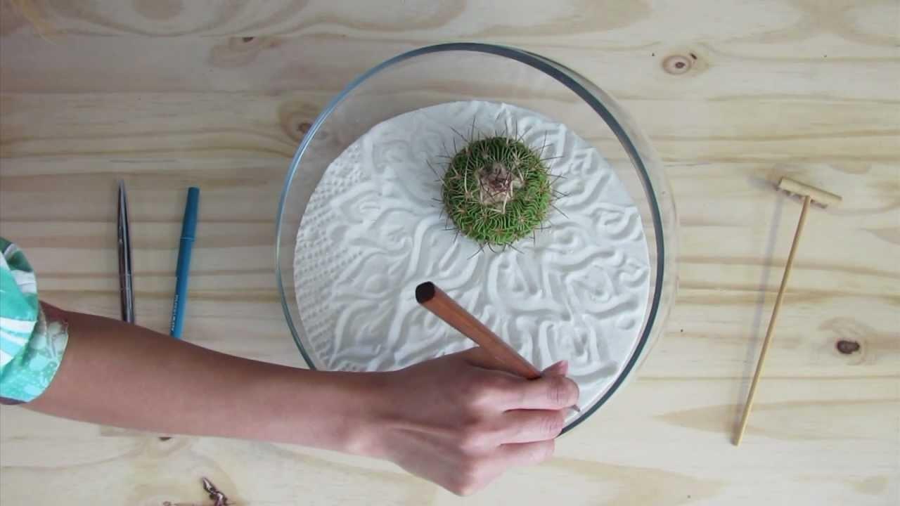Zen Garden Tools and Designs