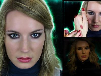 Beautiful Creatures Makeup Tutorial - Alice Englert (Lena Duchannes), Caster Chronicles Look!