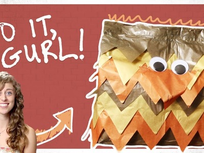 Do It, Gurl - How To Make A Pinata