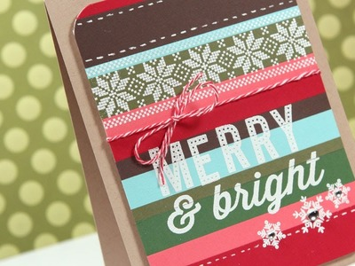 Holiday Card Series 2013 - Day 12