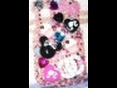 How to Decorate A Cellphone Cover