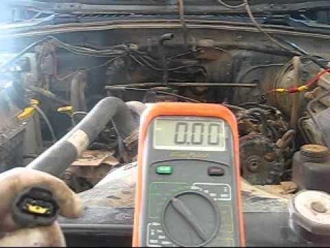How-to: diagnose a P0320 (crankshaft position sensor circuit failure)